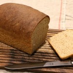 wholemeal wheat loaf