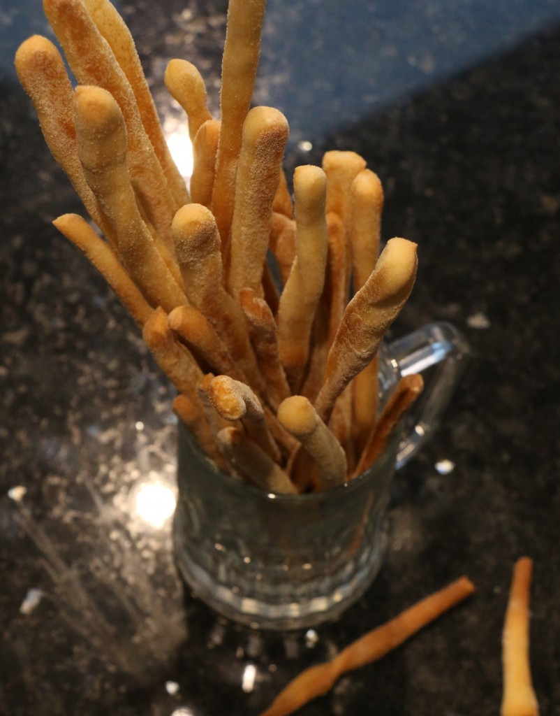 sourdough breadsticks